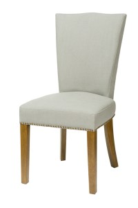 Marcus Dining Chair – Flax Linen (2/Box)