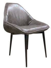 Armando Tub Chair – Distressed Grey
