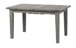 Irish Coast Regular Extension Dining Table (55″/71″) – Charcoal Ash