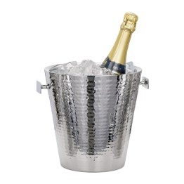 Kiro Hammered Double Wall Champagne Bucket