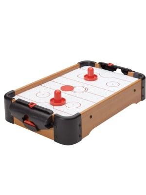 Retro Tabletop Mini Air Hockey