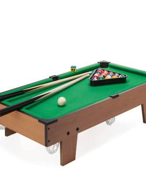 Retro Deluxe Tabletop Billiards Game