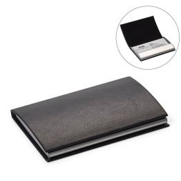 Executive Slim Business Card Holder – Black