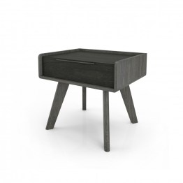 Miles 1 drawer night table