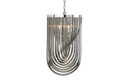 KEPLER – CHANDELIER – LARGE – SMOKE GREY GLASS
