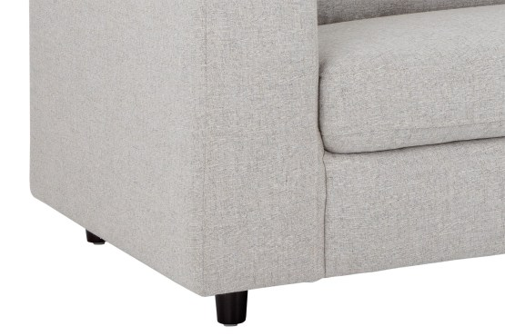 ETHAN SOFA CHAISE – MARBLE FABRIC – LAF