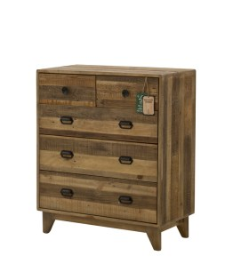 Campestre-Modern 5 Drw Chest