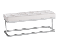 VICEROY BENCH – WHITE