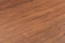 Aspen Oval Dining Table – Light Brown Matte