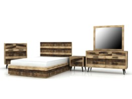 Apollo Queen Storage Bed