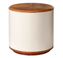 Casablanca Side Table/ Stool With Removable Top