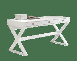 EMILIO DESK – HIGH GLOSS WHITE