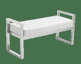 DARBY BENCH – WHITE