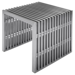 AMICI JR. BENCH SILVER