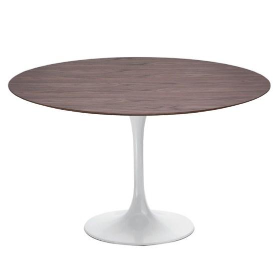 CAL DINING TABLE WALNUT