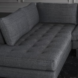 JANIS SECTIONAL SHALE GREY