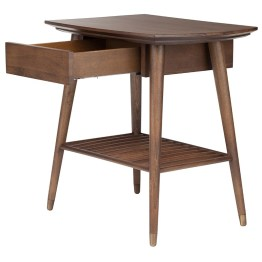 ARI SIDE TABLE WALNUT