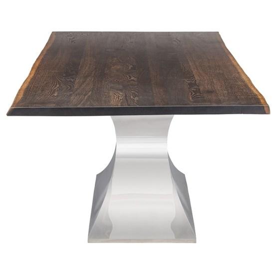 PRAETORIAN DINING TABLE SEARED