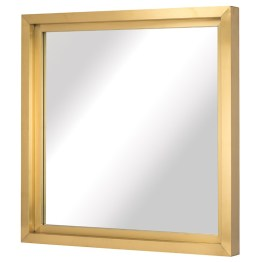 GLAM WALL MIRROR GOLD
