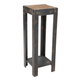 Bolt Plant Stand Natural