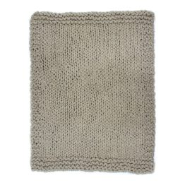 Abuela Wool Throw Sand