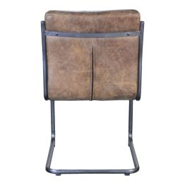 Ansel Dining Chair Light Brown-m2