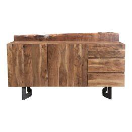 Bent Sideboard Smoked