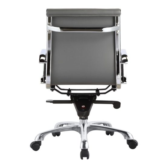 Omega Office Chair Low Back Grey