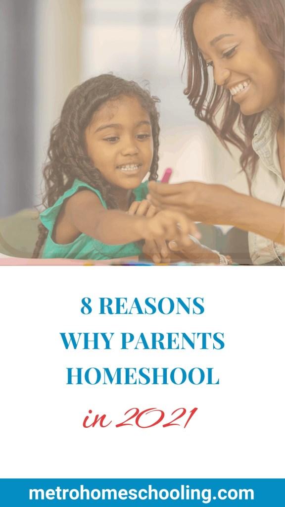 homeschooling in 2021