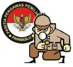 Panwaslu. ilustrasi