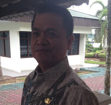 Kepala BPBD Kota Tarakan Abdul Aziz