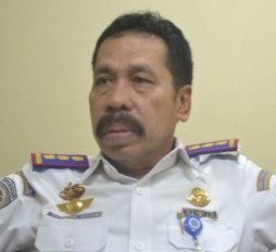 Kepala Bandara Juwata Kota Tarakan Samsul Bandri