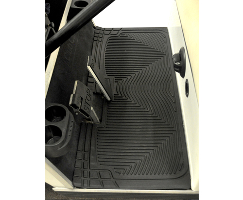 FLOOR MATS-Gorilla Floor Mat for Club Car Precedent DS Golf Cart- $57.95