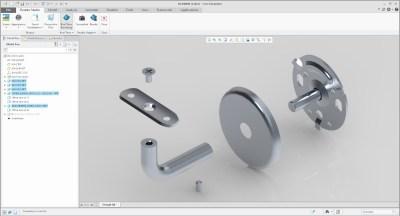 Product ontwerpen van montagebeugels