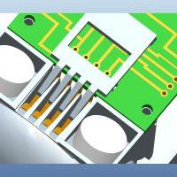 productontwerp in 3D van gadgets