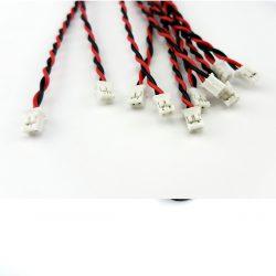Connectors assembleren