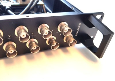 19 inch rack module afbeelding