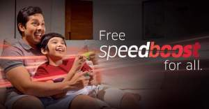 PLDT to Roll Out Biggest Free Speed Upgrades for Home Fibr Subscribers