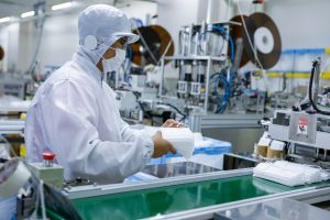 Clark Firm to Produce 2M Face Masks per Month