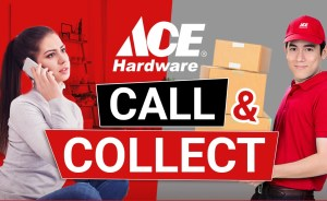 ACE Hardware Call & Collect service now open to serve customers