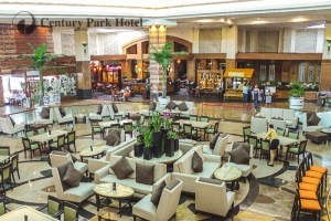 One of the finest hotels in the metro, Century Park Hotel Manila, reopen its doors for dine-in