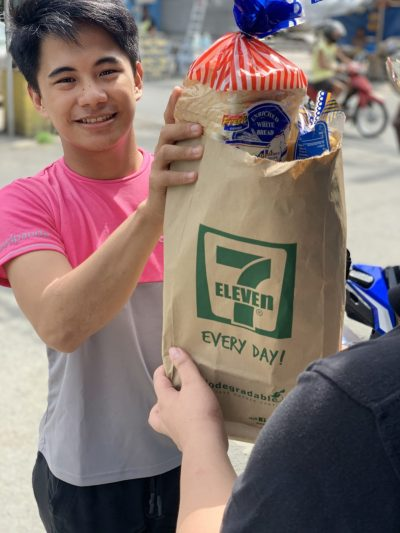 foodpanda delivery service amid COVID-19 in the Philippines - Metropoler