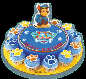 Look! Goldilocks Themed Cakes are back!