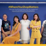 Visa and Shopee team u to launch Where You Shop Matters to encourage Filipinos to support local merchants and SMEs to go digital