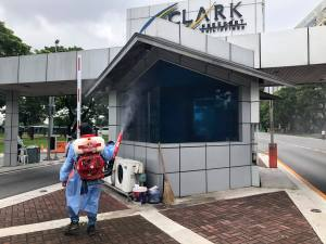 CDC conducts disinfection in Clark to prevent mosquito-borne diseases