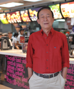 George T. Yang shares the love with frontliners on the anniversary of McDonald's in the Philippines: 'Sarap 'pag nandito ka, salamat nandito ka'