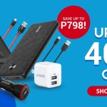 Avail up to 40% off on Anker products at Shopee 9.9 Super Shopping Day