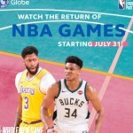 Watch the 2020 NBA Playoffs Live via NBA League Pass now available on GCash