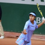 Globe rallied behind Filipina tennis prodigy Alex Eala in 2020 French Open Juniors bid