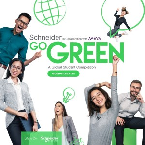 Schneider Electric calls for students' innovative ideas for smarter and more sustainable future